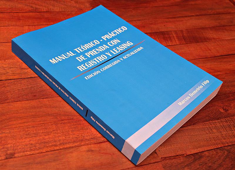 Manual Teórico - Práctico de Prenda con Registro y Leasing