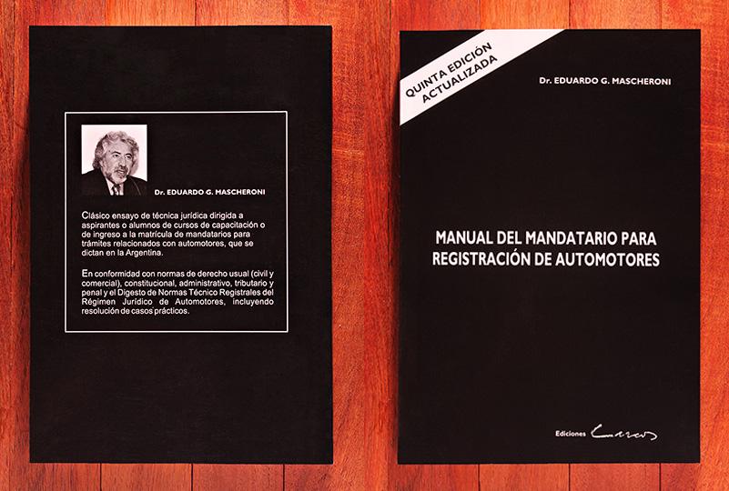 Manual del Mandatario para Registración de Automotores